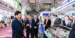 """金枪鱼""""畅游""""济南电子商务产业博览会"""